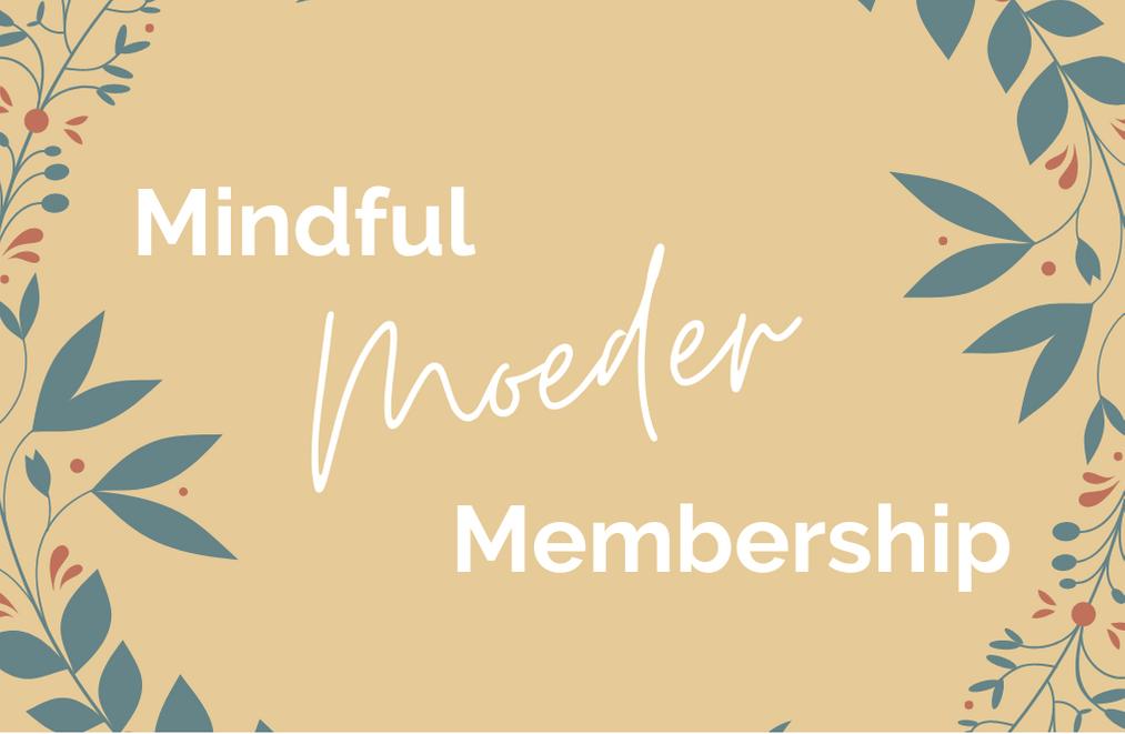 Mindful Moeder Membership